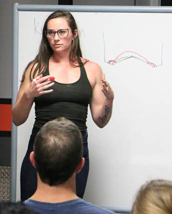 Niki Sims - Starting Strength Coach